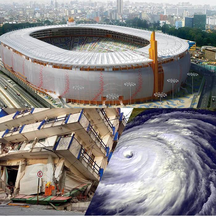 ¿Qué relación tienen los juegos Paramericanos 2019, el huracán Irma y el terremoto en México?