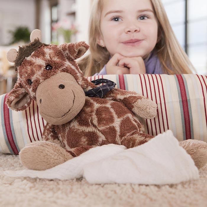 'Xperiencias' que Enamoran: The Ritz-Carlton y su relación con la jirafa Joshie