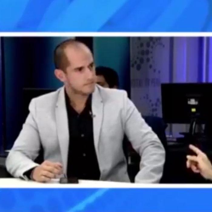 Entrevista Digital TV Perú | Perú - Nueva Zelanda
