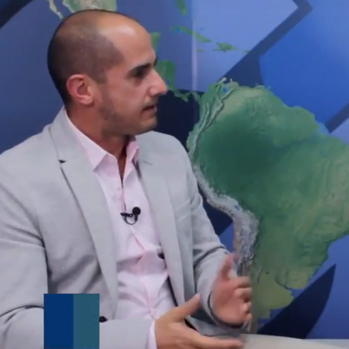 Entrevista en Cosmovisión