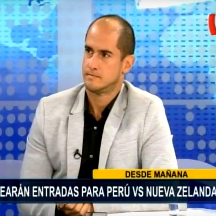 Polémica en venta de entradas al Perú - Nueva Zelanda