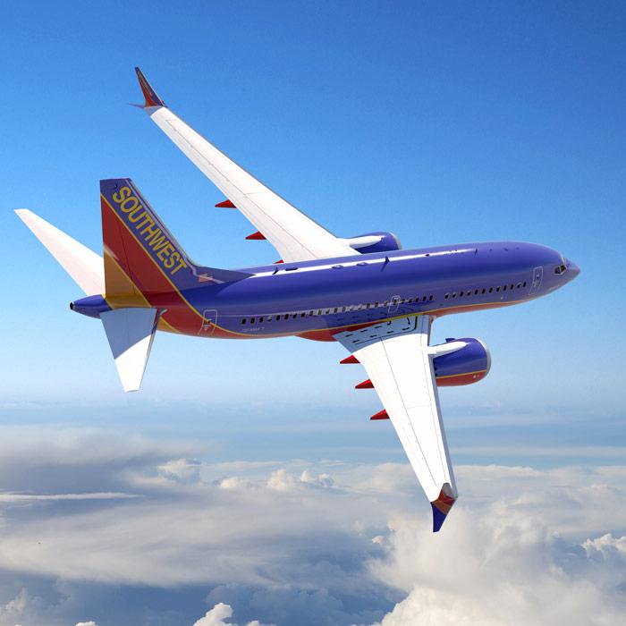 Southwest: Innovación en el aire
